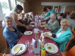 Repas des aînés