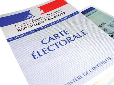 Logo carte d'électeur